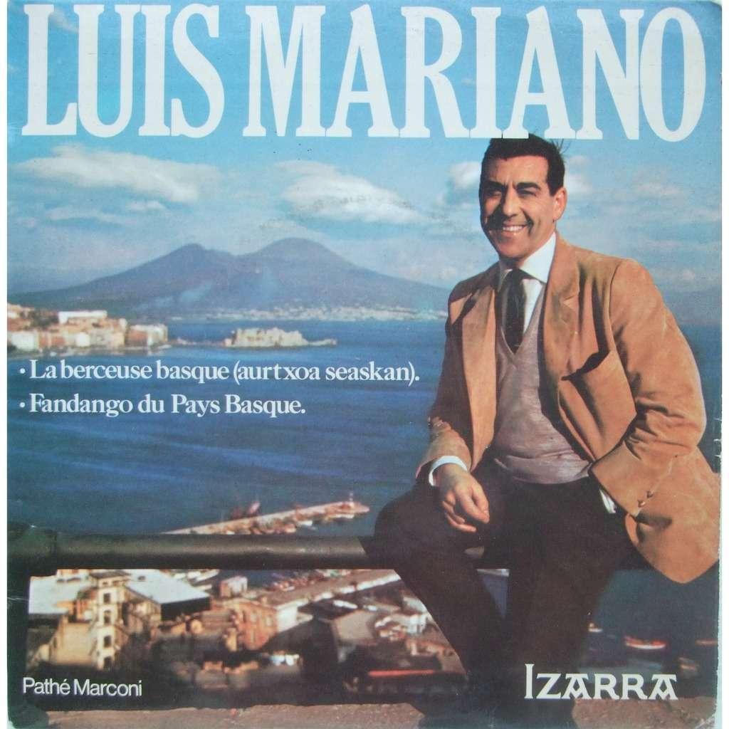 Luis Mariano La berceuse basque / Fandango du pays basque