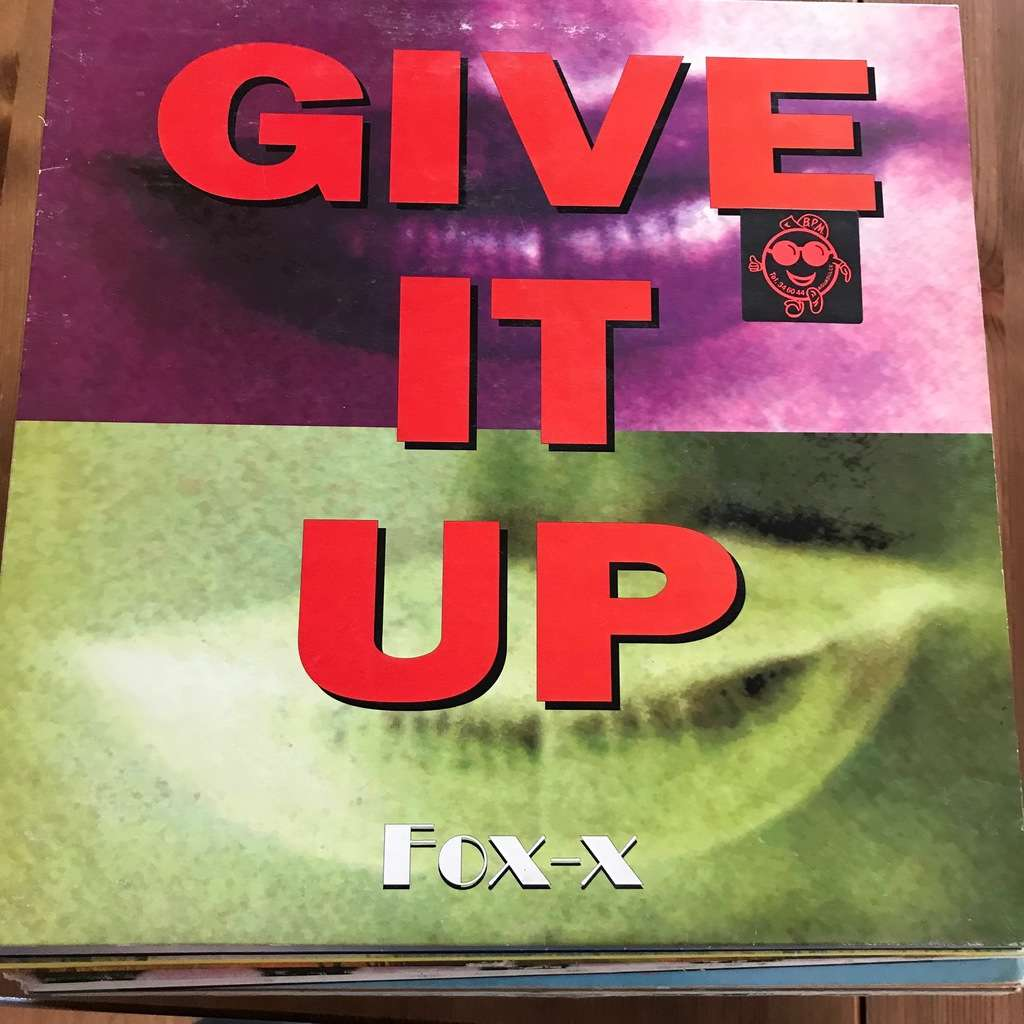 FOX-X GIVE IT UP