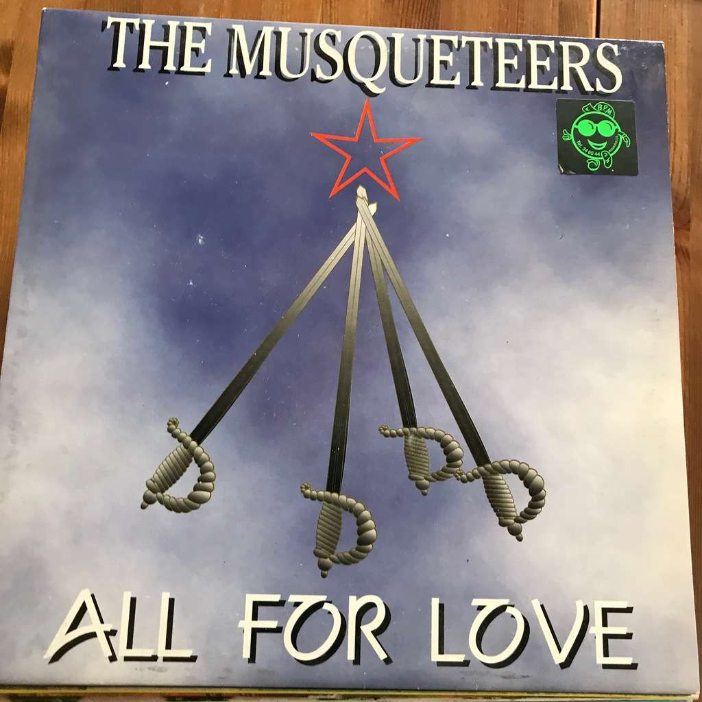 MUSQUETEERS ALL FOR LOVE