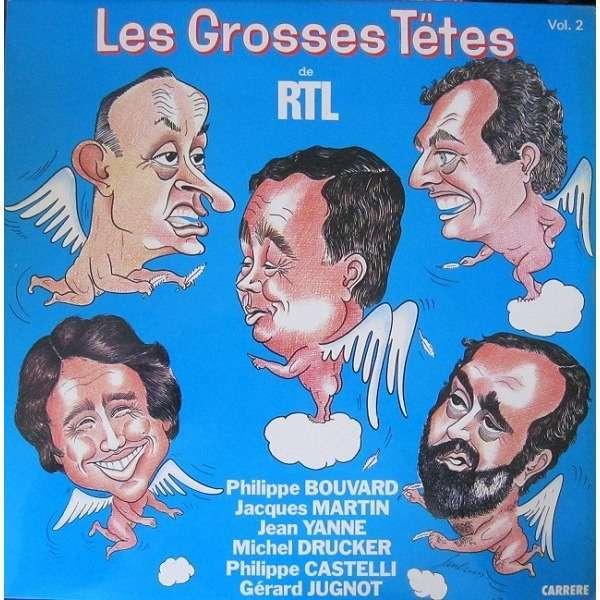 les grosses tetes les grosses tetes de RTL vol.2
