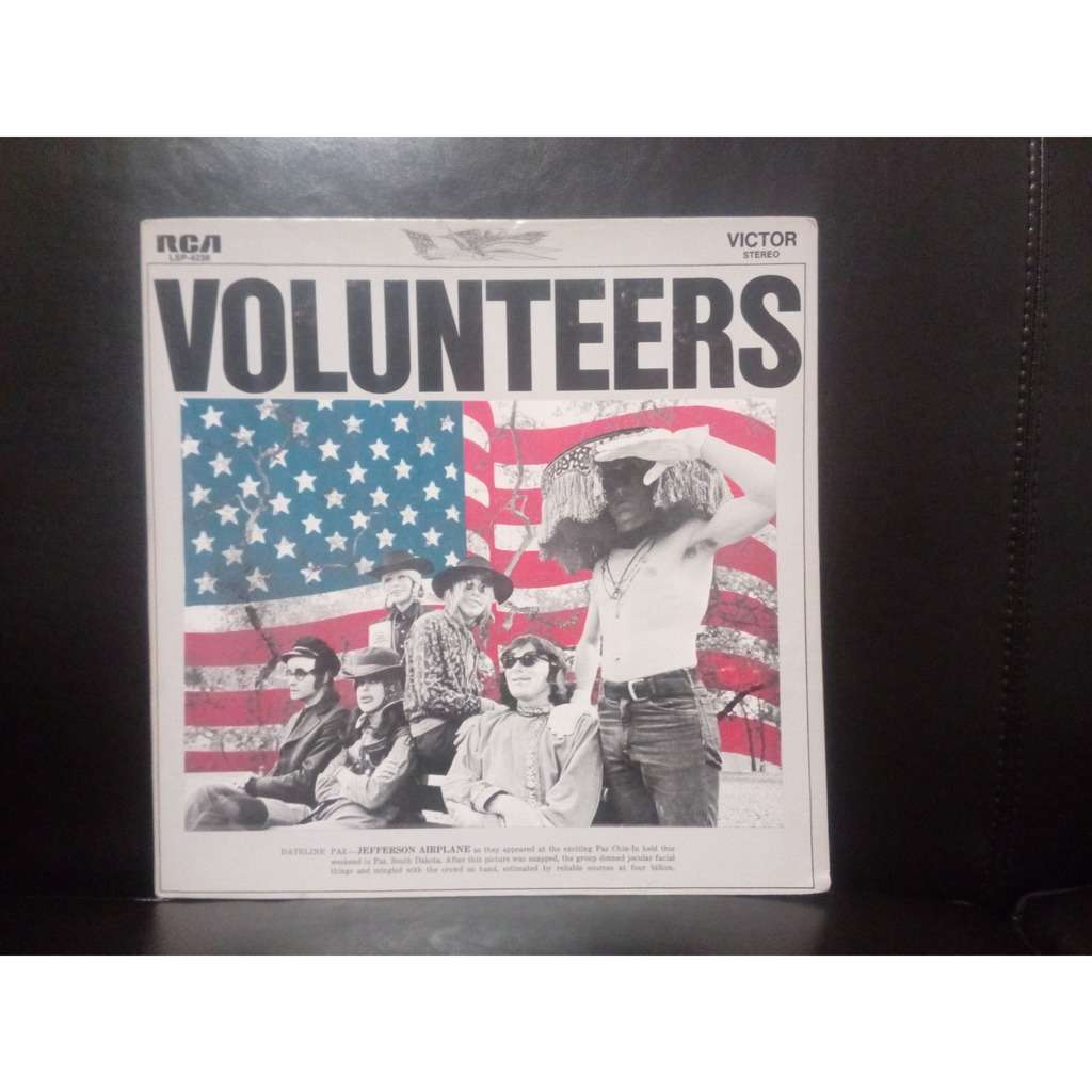 Jefferson Airplane Volunteers