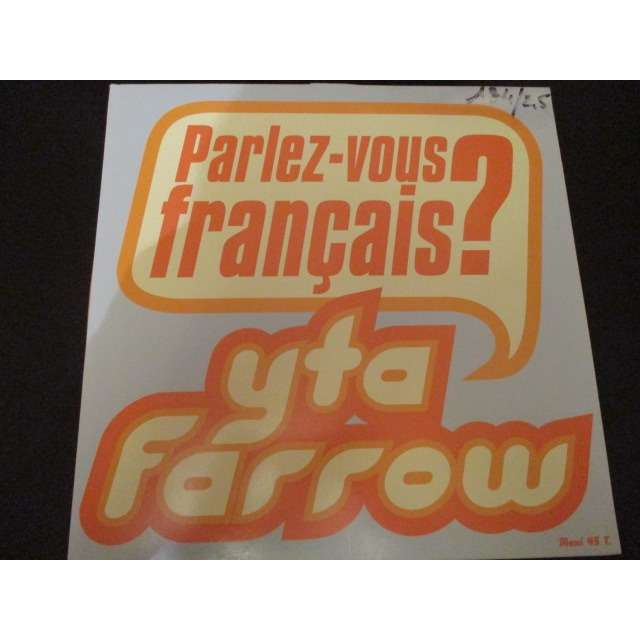 YTA FARROW promo parlez vous francais