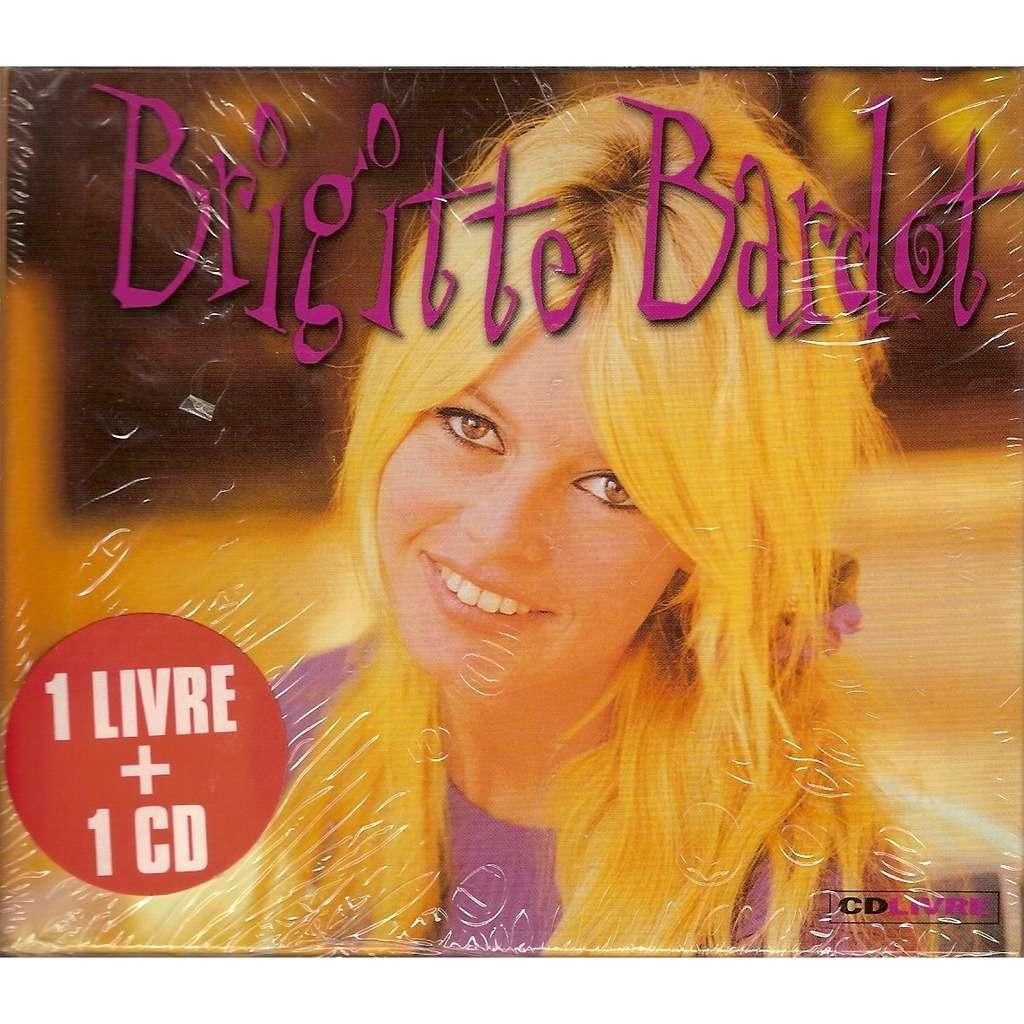 Brigitte Bardot Brigitte Bardot 1 LIVRE + 1 CD