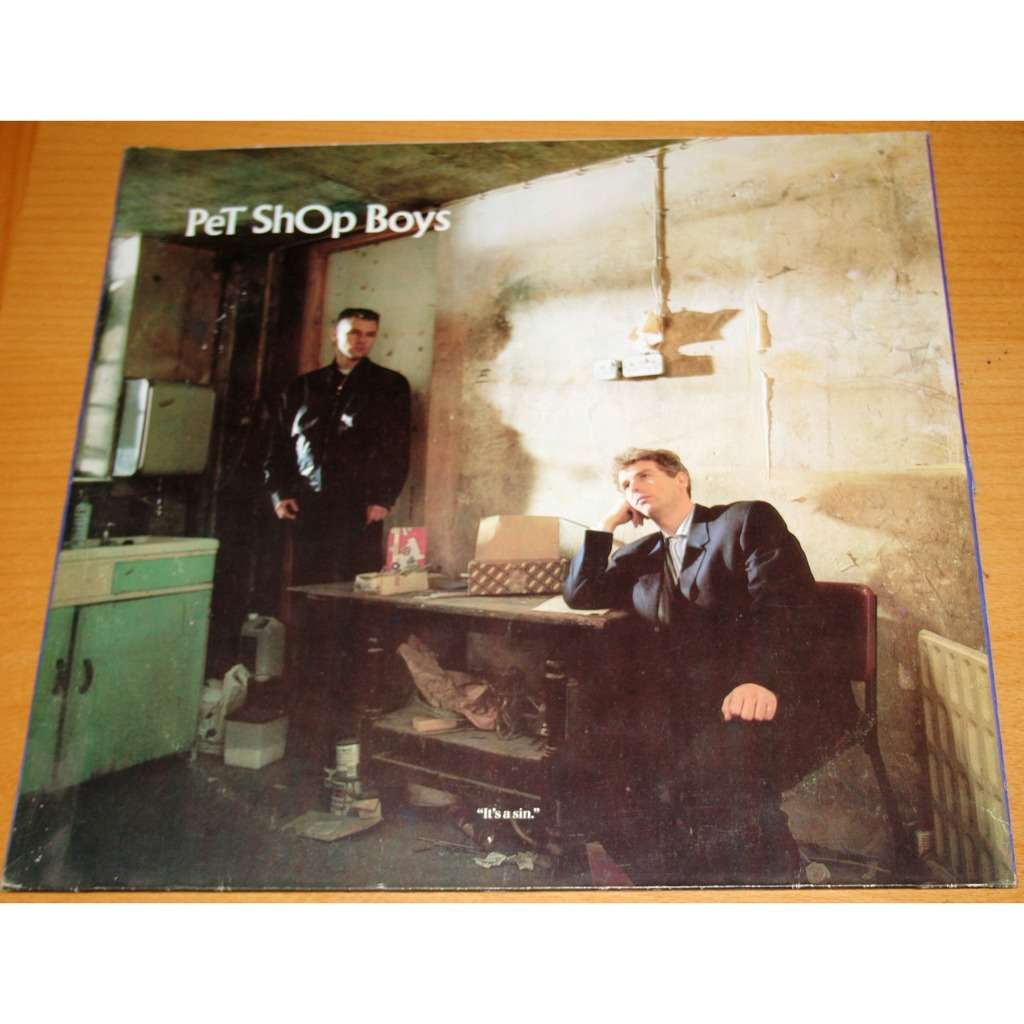 PET SHOP BOYS PET SHOP BOYS
