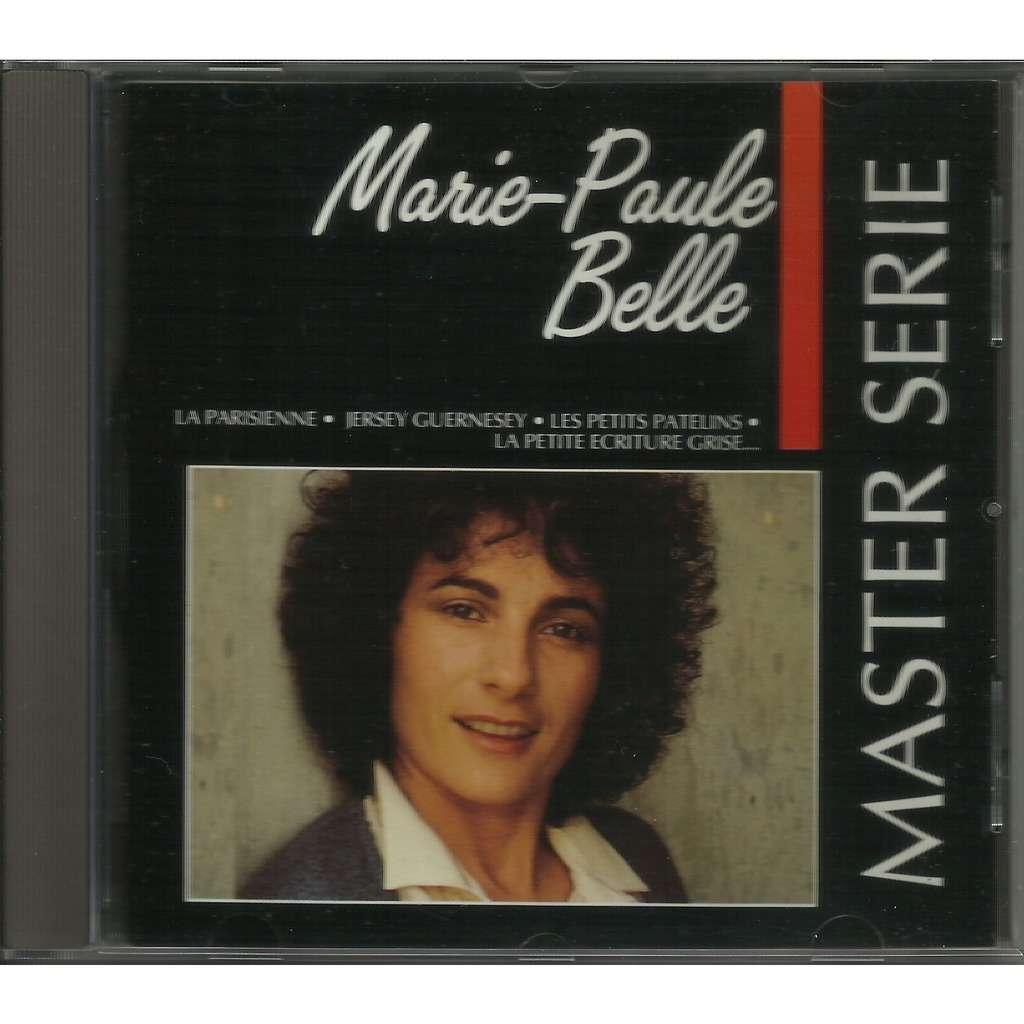 Marie-Paule Belle Master série