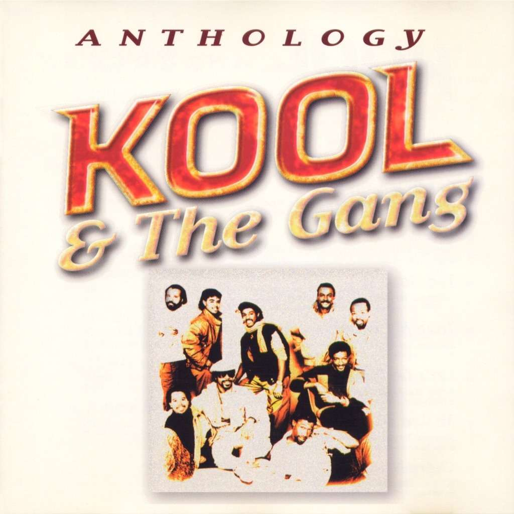 KOOL & THE GANG anthology