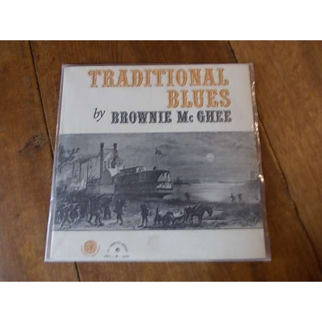 brownie mcghee Traditional blues