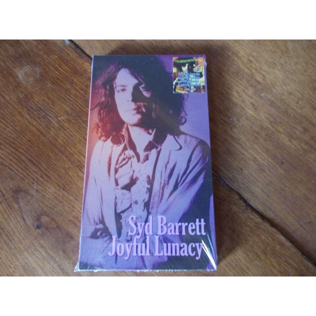 syd barrett Joyful lunacy