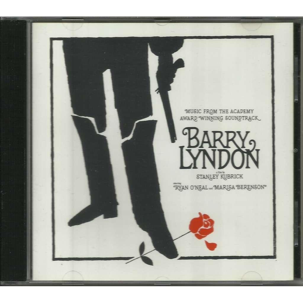 Bande Originale du film Barry Lyndon Barry Lyndon