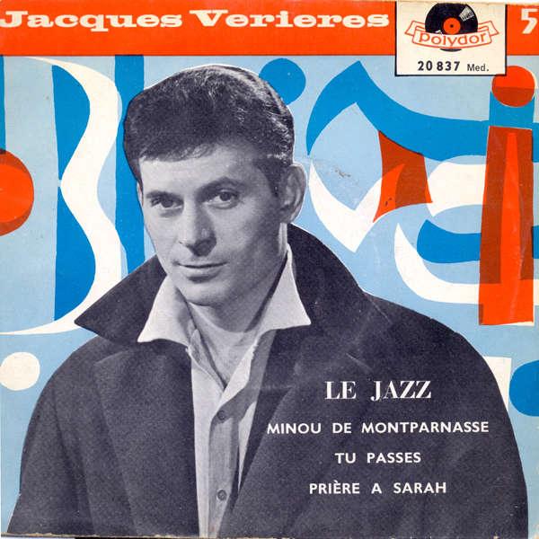Jacques Verières Le jazz