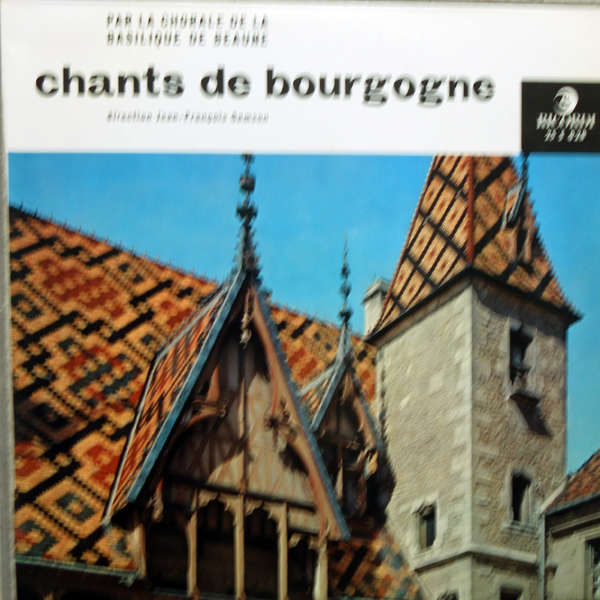 Chorale Basilique de Beaune Chants de Bourgogne