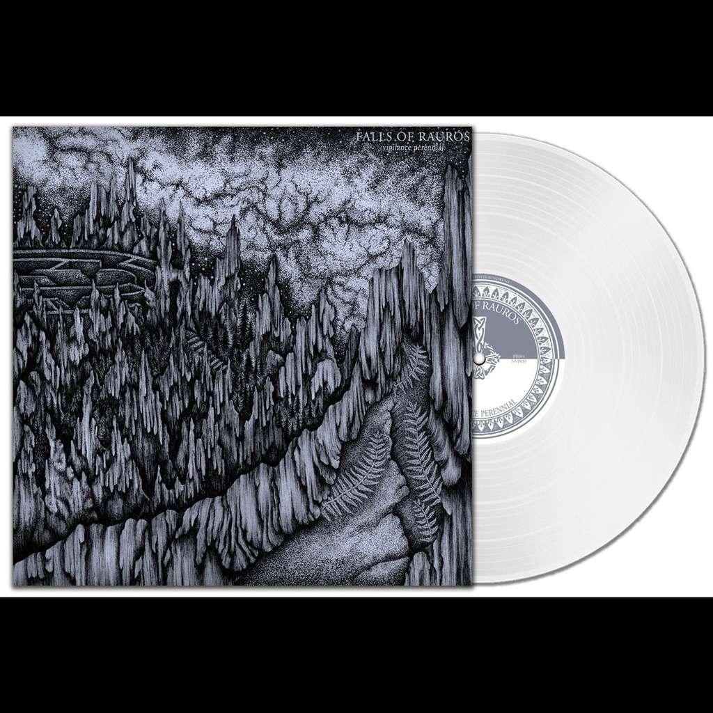FALLS OF RAUROS Vigilance Perennial. Clear Vinyl