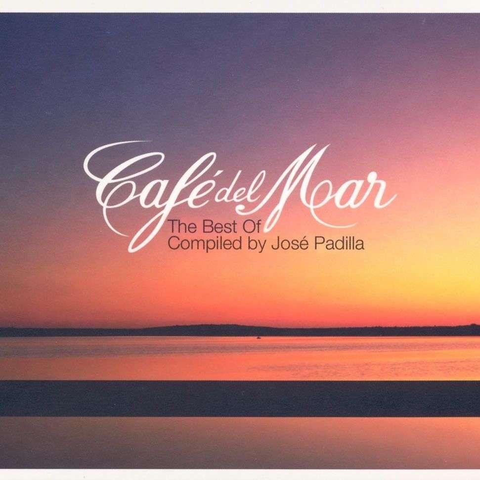 cafe del mar Best Of by José Padilla
