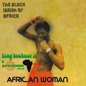 BUCKNOR JR, KING/AFRODISK BEAT 79 AFRICAN WOMAN
