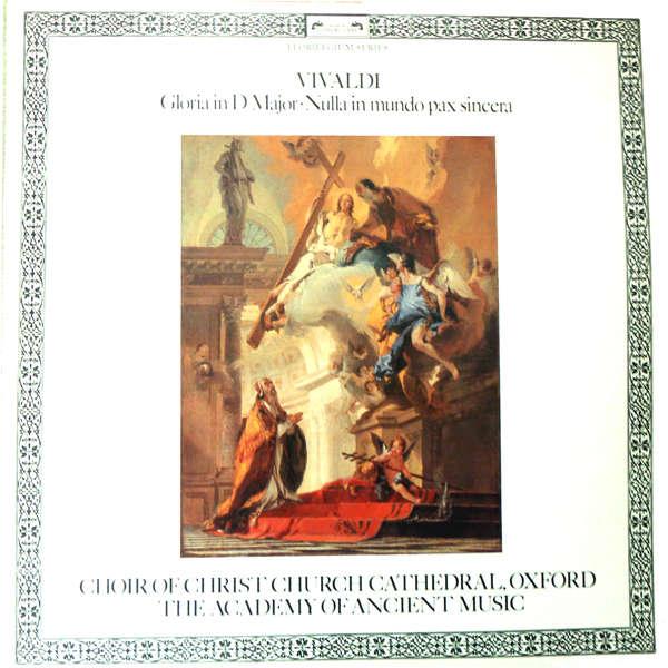 Academy of ancient music Vivaldi : Gloria