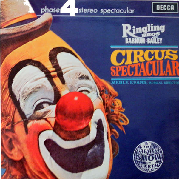 merle evans circus band Circus spectacular