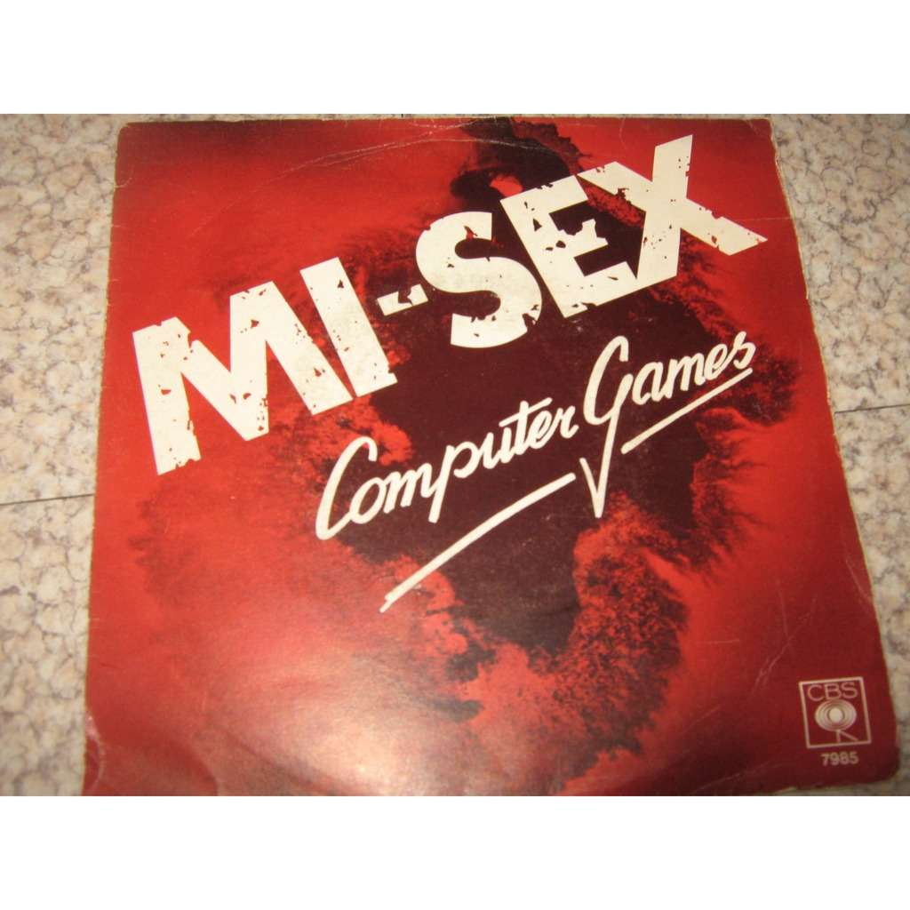 My Sex Computer Games