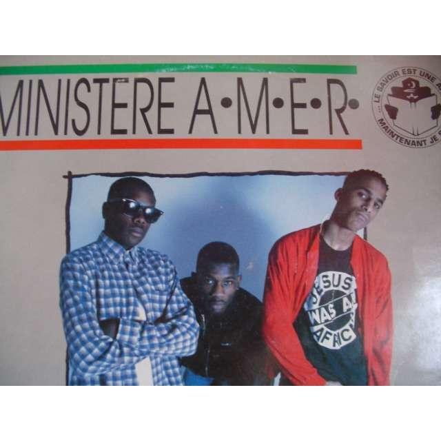 MINISTÈRE AMER TRAITES