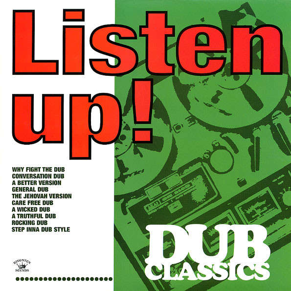 VARIOUS LISTEN UP! - DUB CLASSICS