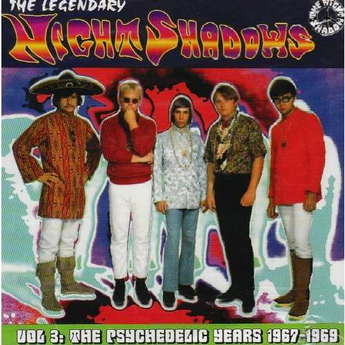 Night Shadows Vol.3-Psychedelic Years 1967-69