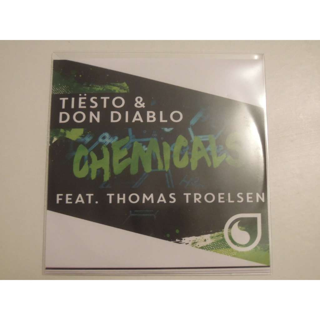 dj tiesto feat don diablo & thomas troelsen chemicals promo 2 tracks