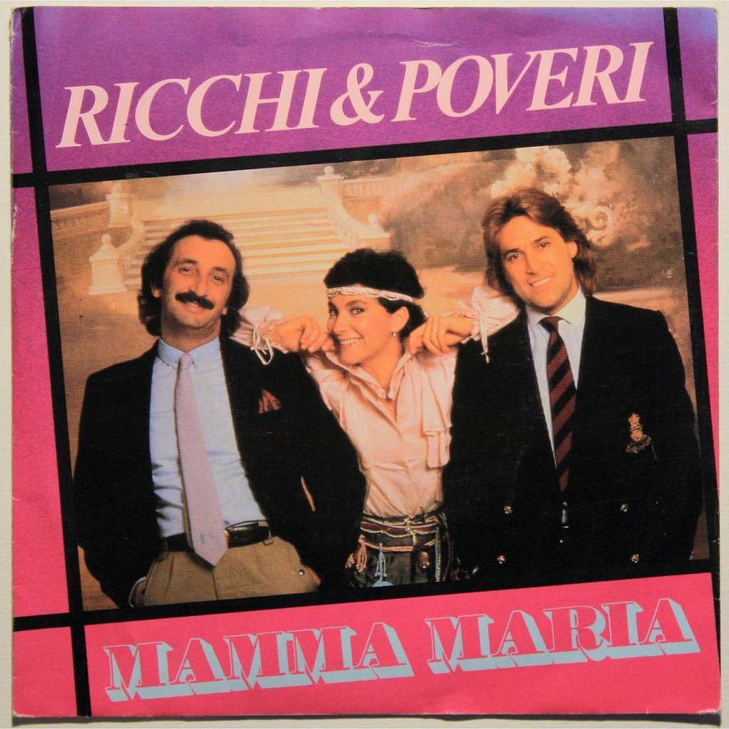 Mamma Maria By Ricchi Amp Poveri Sp With Cruisexruffalo