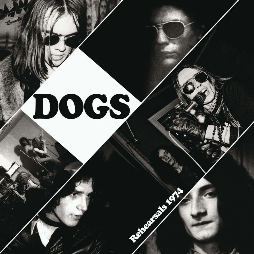 CAMELEON : DOGS Rehearsals 74 - 12 inch 45 rpm