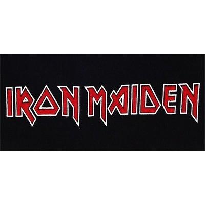 Logo By Iron Maiden Cap M With Ledotakas