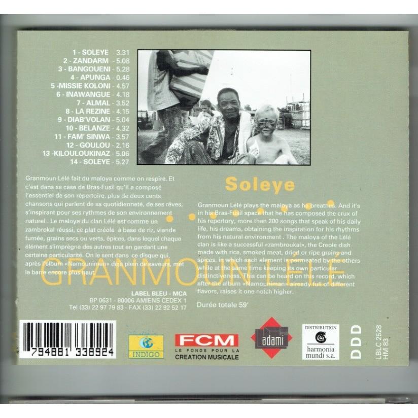 GRANMOUN LELE SOLEYE