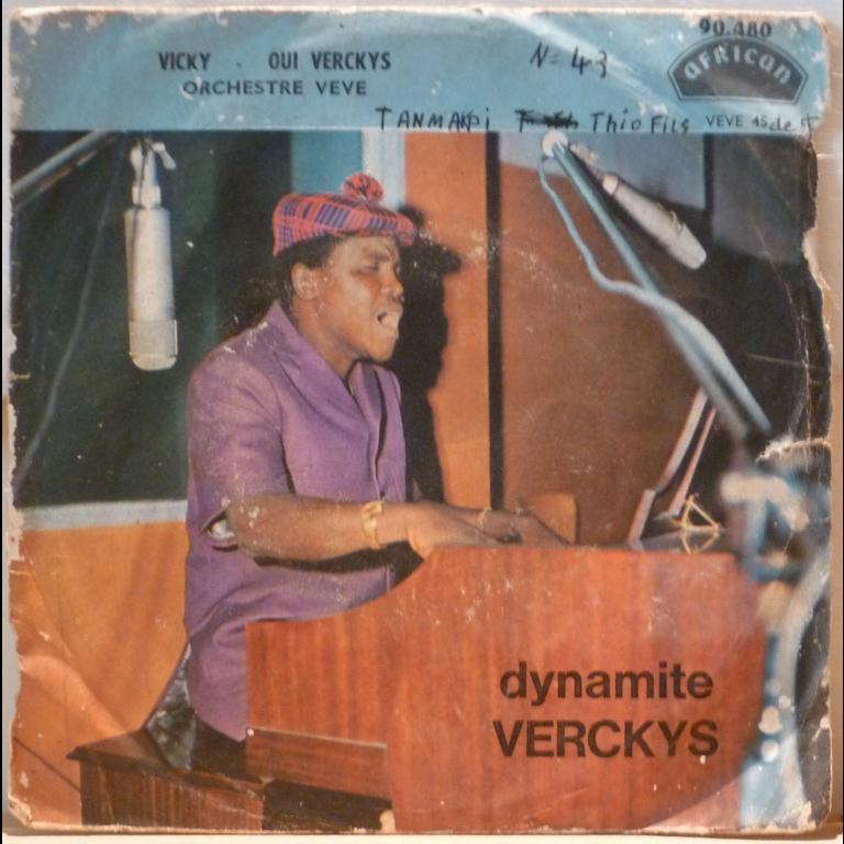 ORCHESTRE VEVE Vicky / Oui Verckys
