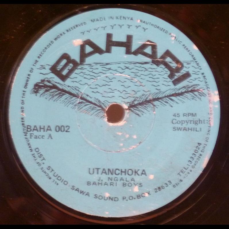 BAHARI BOYS Utanchoka / Emmy