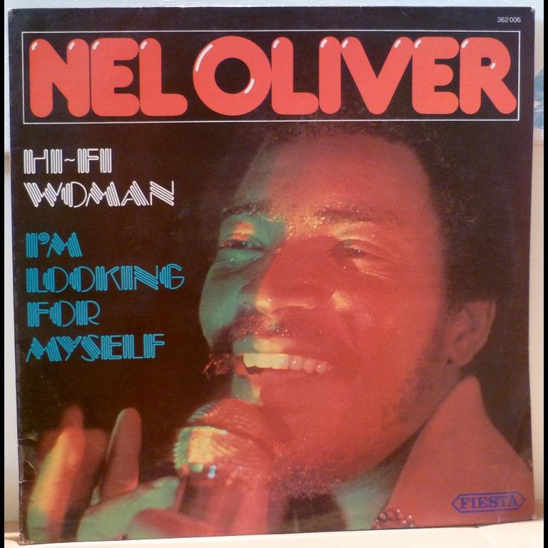 NEL OLIVER Hi Fi woman