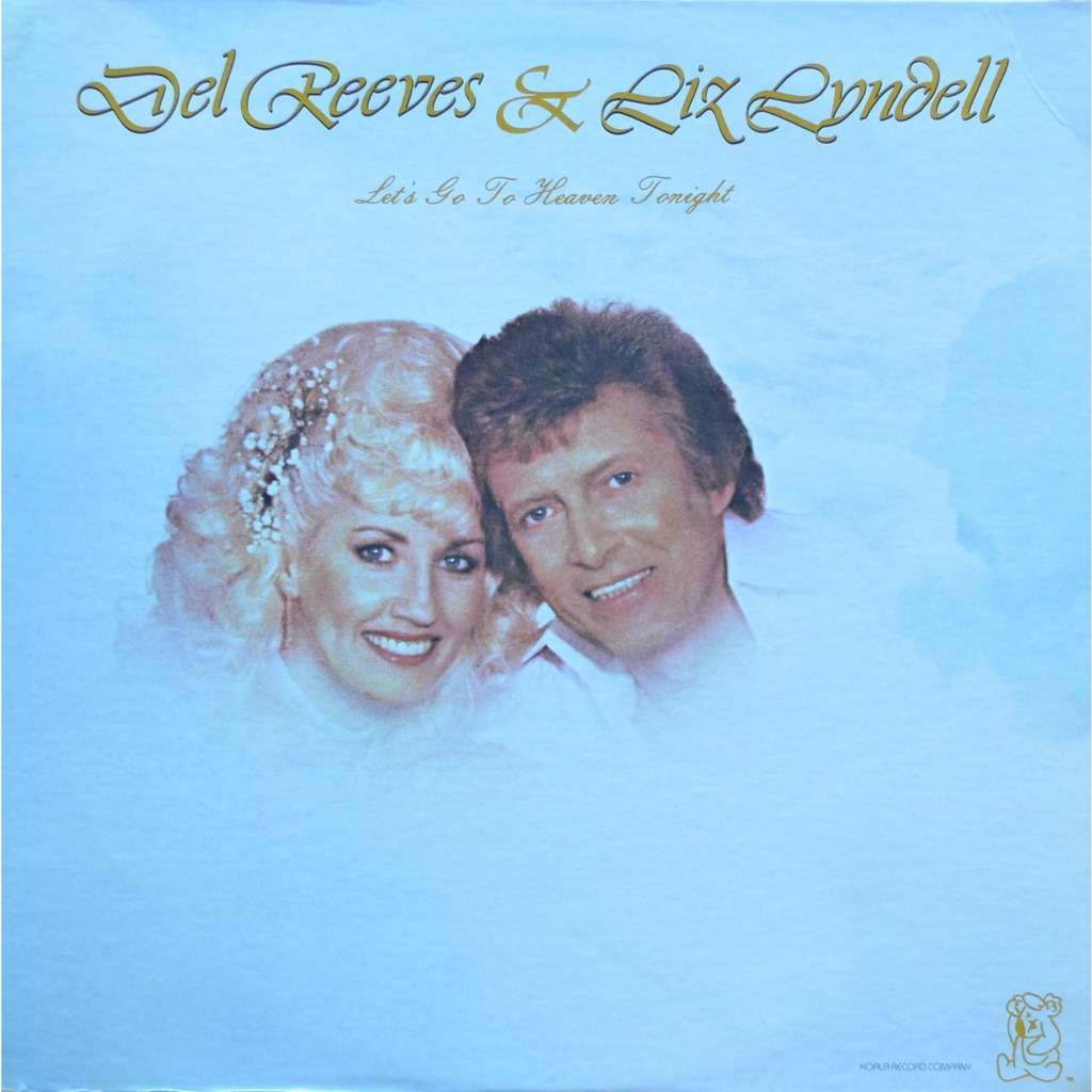 let s go to heaven tonight del reeves liz lyndell lp