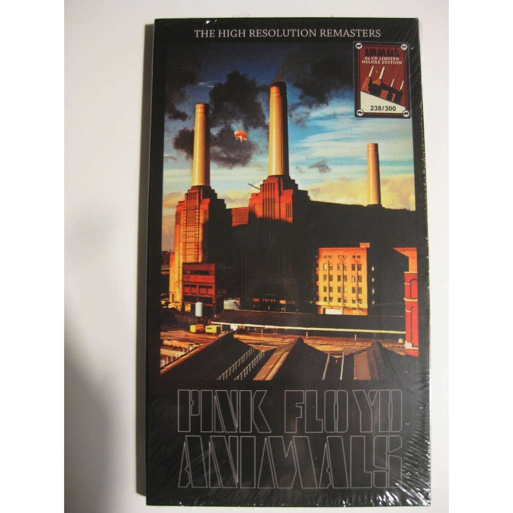 Animals the high resolution remasters pink floyd cd - Pink floyd images high resolution ...