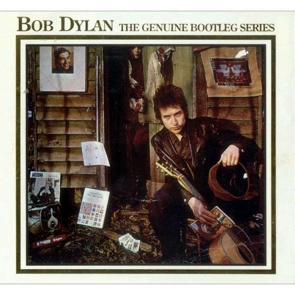 bob dylan The Genuine Bootleg Series