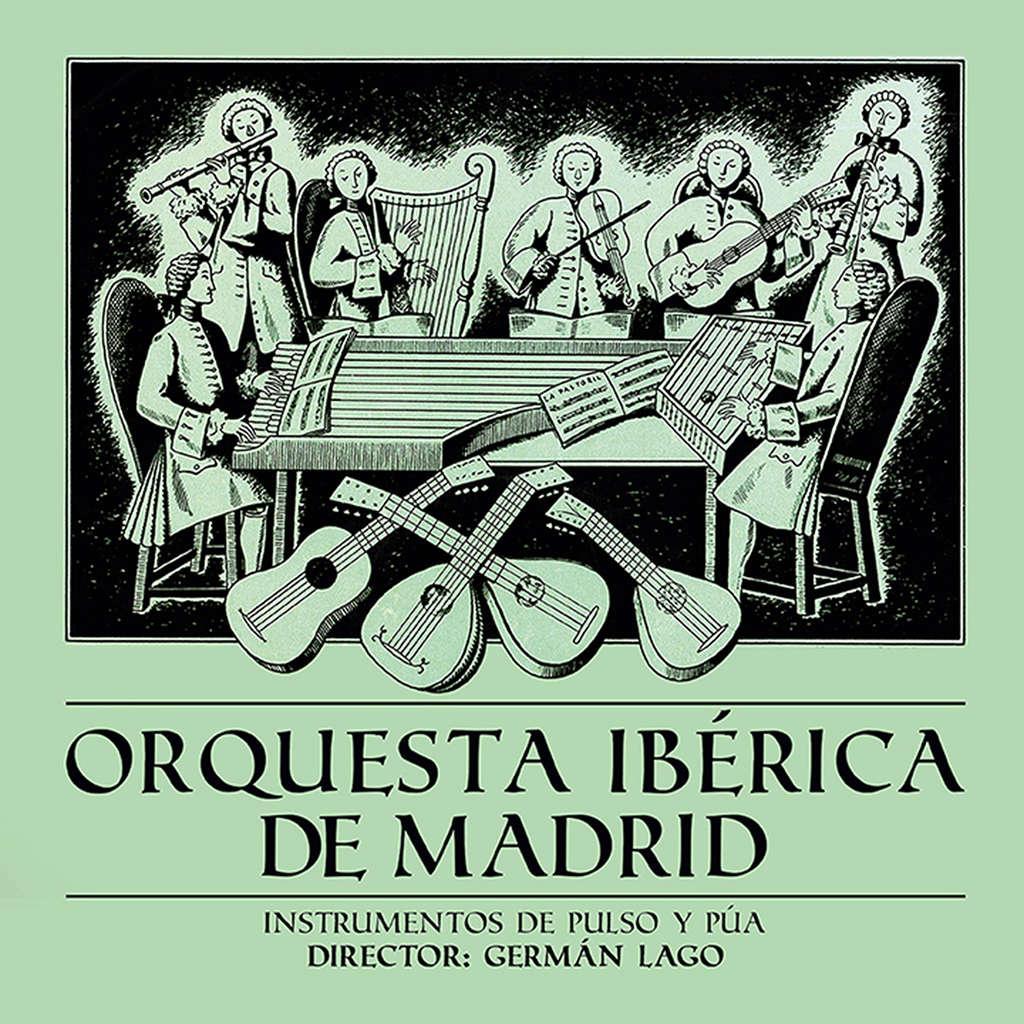 Orquesta Ibérica de Madrid Orquesta Ibérica de Madrid (Instrumentos de Pulso Y Púa)