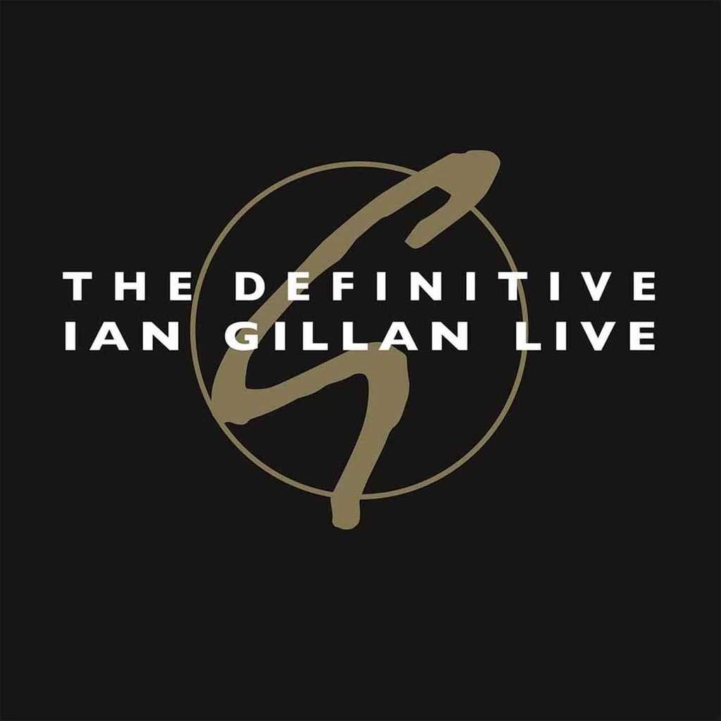 Ian Gillan  The Definitive Ian Gillan Live (2xlp) Ltd Edit Colour Vinyl -U.K