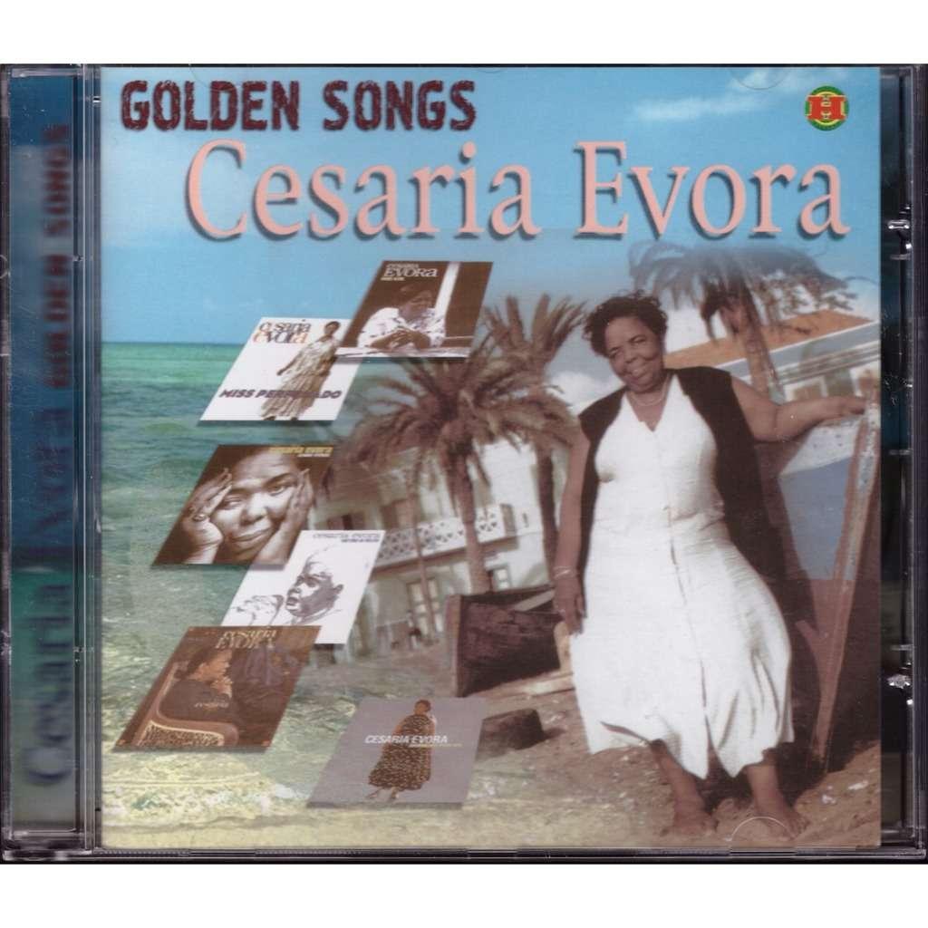 Cesaria Evora Golden Songs