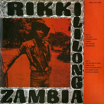 Rikki Ililonga Zambia