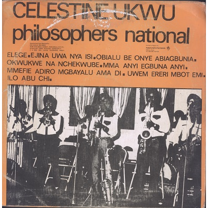 Celestine Ukwu Philosophers National ilo abu chi