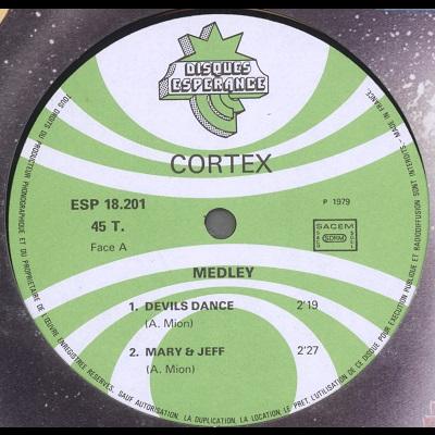 Cortex Medley EP