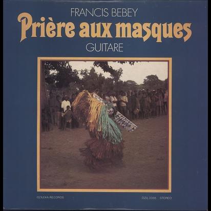 francis bebey prière aux masques
