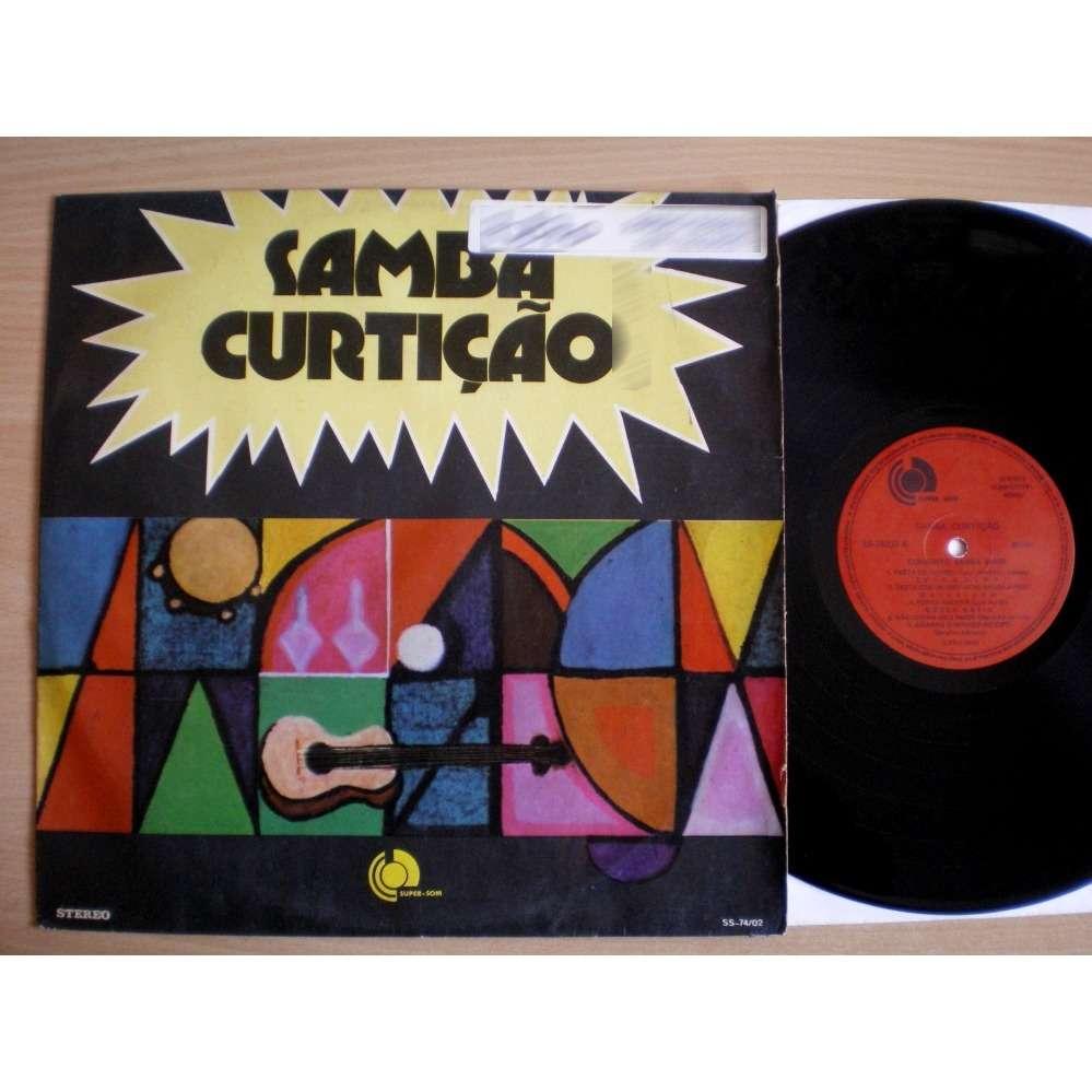 Conjunto Samba Show Samba Curticao - Samba Curtição