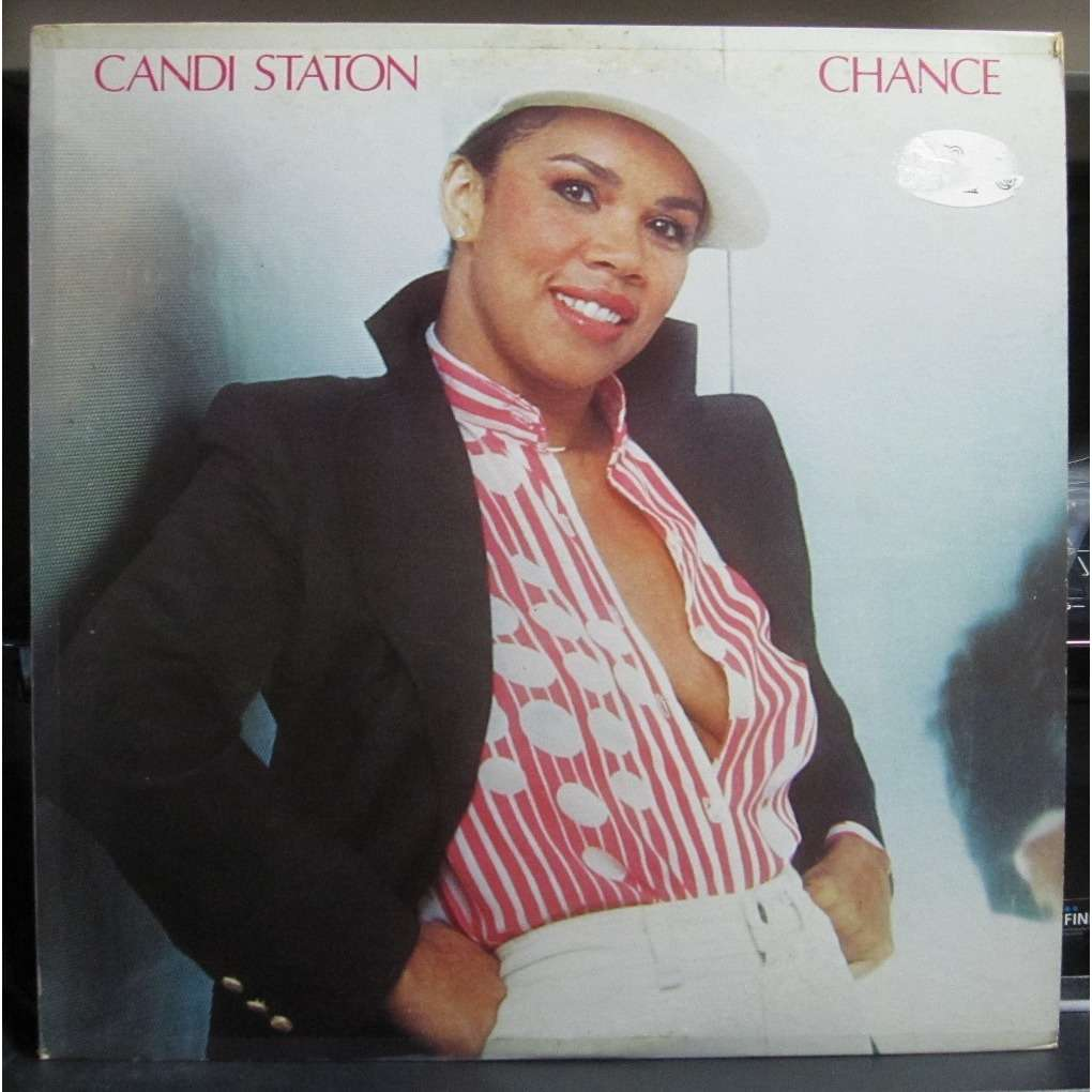 Candi Staton Chance -white label promo-