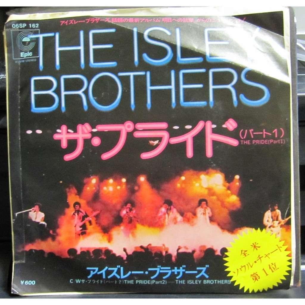 ISLEY BROTHERS PRIDE (PART 1)/PRIDE (PART 2)