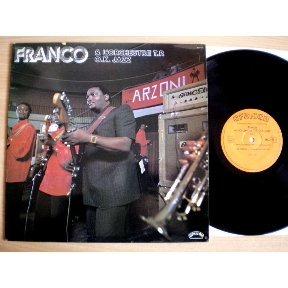 Franco & L'Orchestre T.P. O.K. Jazz - et TPOK Jazz Vol. 2 - Ba Beaux-Freres 1 & 2