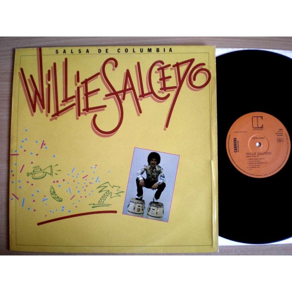 Willie Salcedo Amor Para Mi - Salserisimo! - Salsa De Columbia