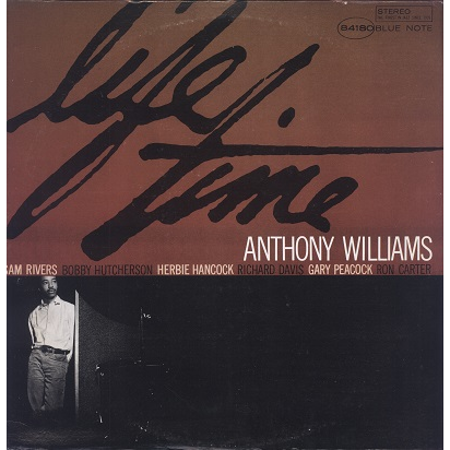 anthony williams Life time