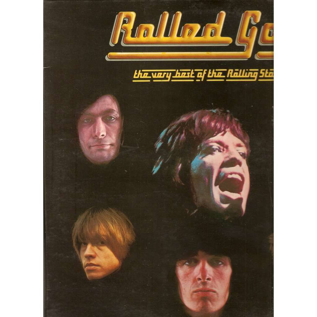 ROLLING STONES ROLLED GOLD -THE VERY BEST OF THE ROLLING STONES
