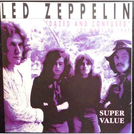 Led Zeppelin 'Dazed And Confused' - Los Angeles 1969